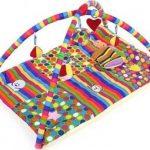 Babyhug I Love Mom Applique Twist N Fold Activity Play Gym-Babyhug Play Gym-By priya.vc15