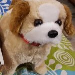 Webby Electronic Jumping Puppy Toy-Realistic and superb-By sreenithi_sajith