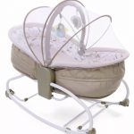 Babyhug Opal 3 in 1 Cozy Rocker Sleeper With Mosquito Net-A good investment for new borns-By nazia