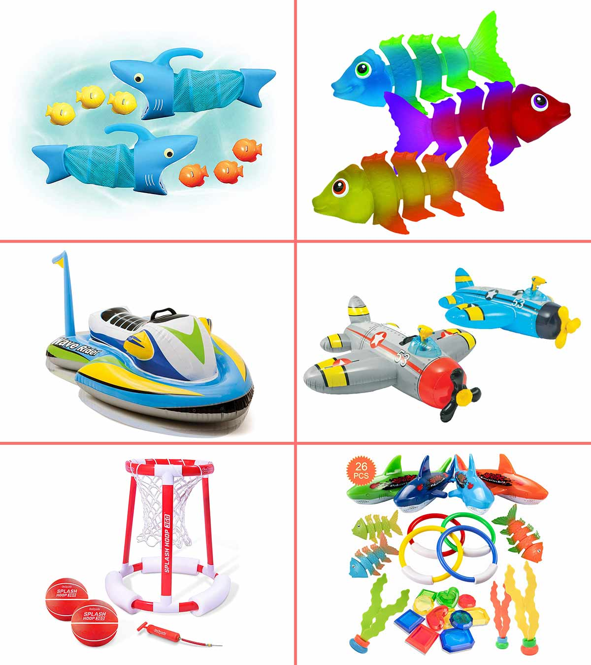 13 Best Pool Toys For Kids To Buy In 2020