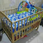 Babyhug Kelly Wooden Cot With Detachable Bassinet & Mosquito Net-Worth buying this cot-By insiyak_