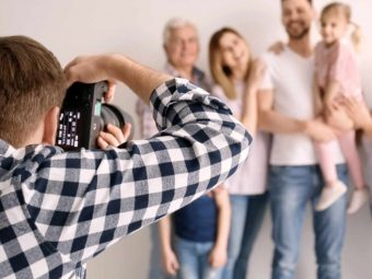 50 Beautiful Family Photo Ideas