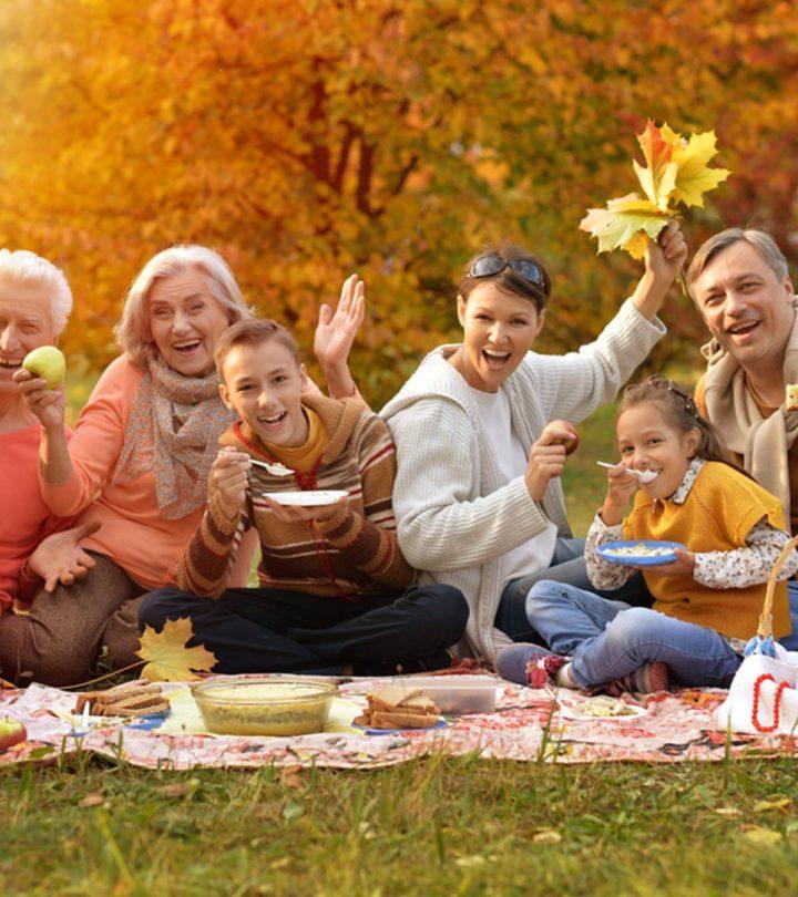 Best Family Reunion Ideas