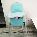Syga Baby High Chair With Padded Seat-makes feeding the baby easy-By insiyak_