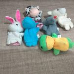 Kuhu Creations Animal Finger Puppets Pack-Fun with the puppets-By insiyak_