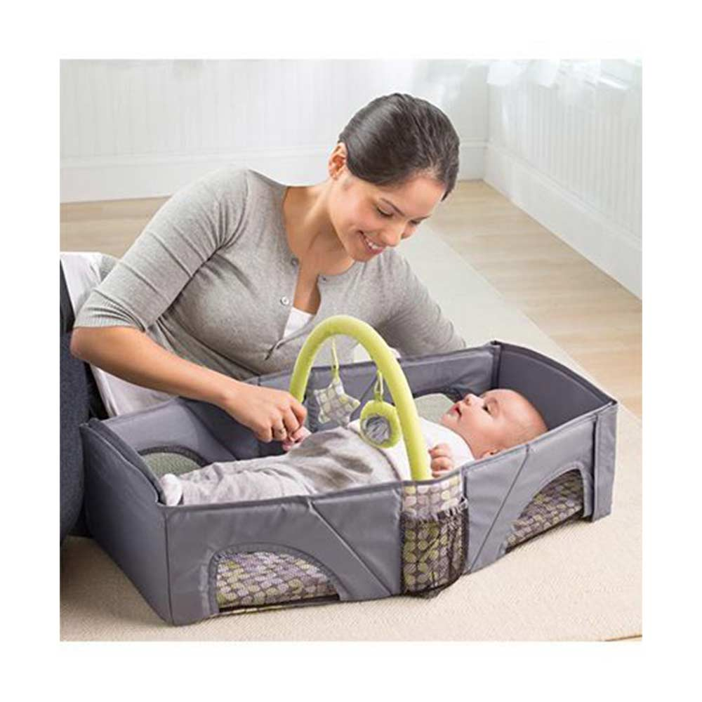 Babies Bloom Infant Travel Bag Cum Diaper Changer