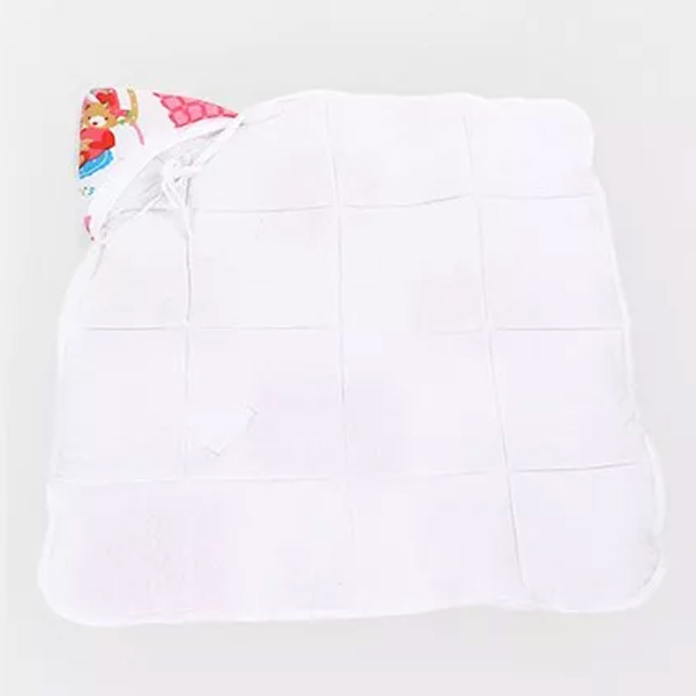 Babyhug Hooded Quilted Wrapper-9