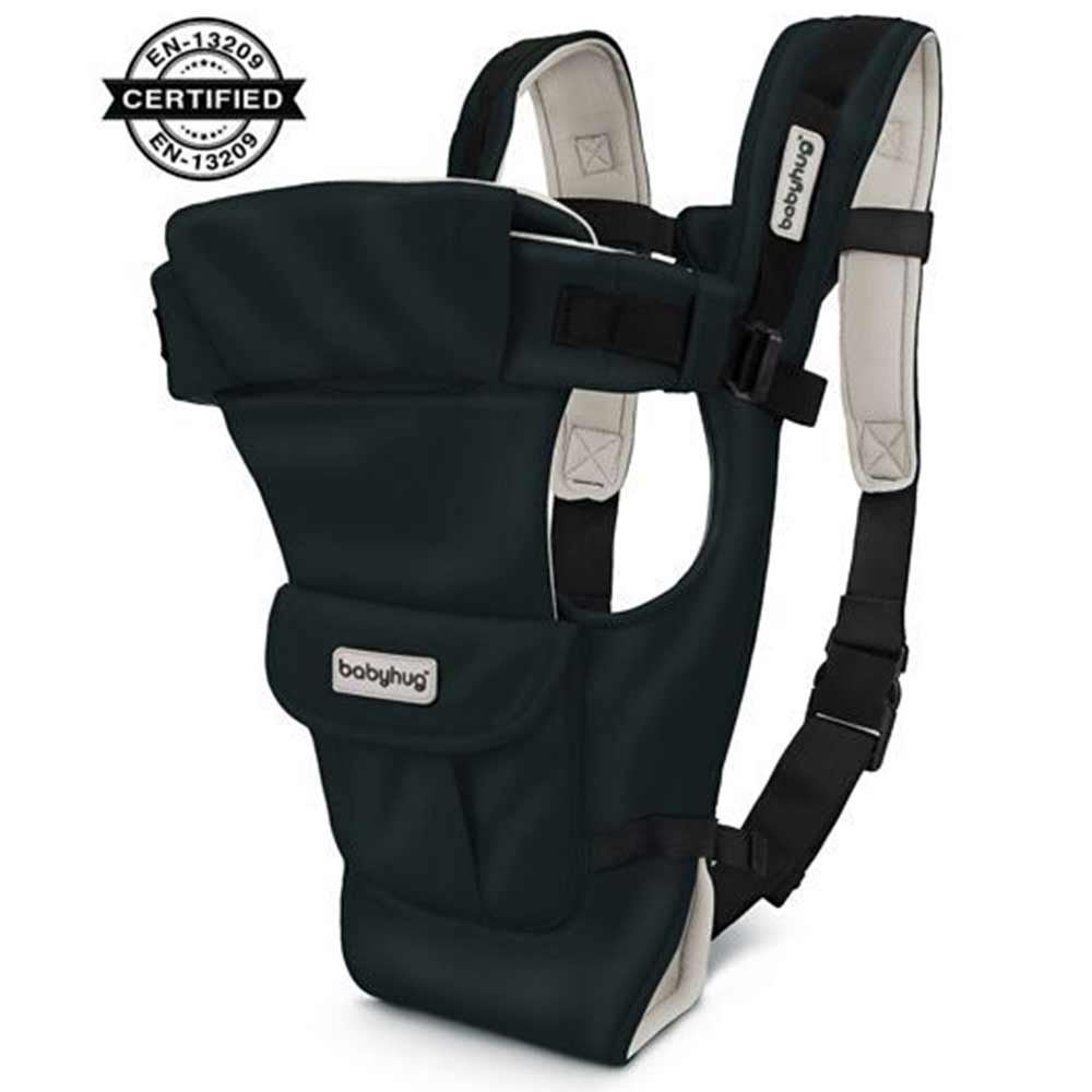 Babyhug Joy Bundle 4 Way Baby Carrier With Front Pocket
