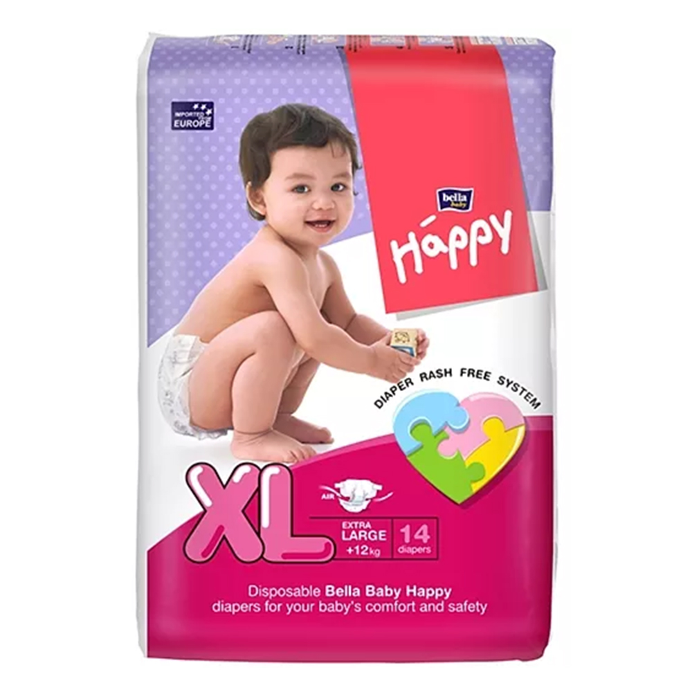 Bella Baby Happy Diapers