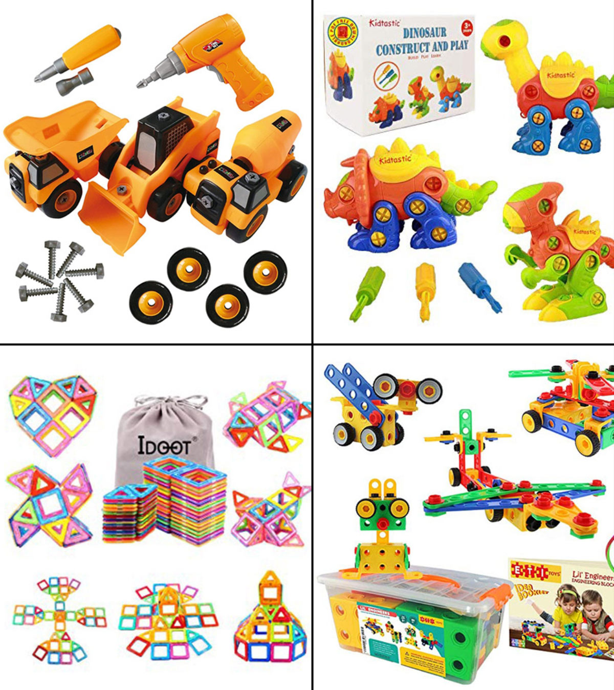 12 Best Building Sets For Kids To Buy In 2021