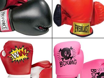 9 Best Kids' Boxing Gloves To Buy In 2020