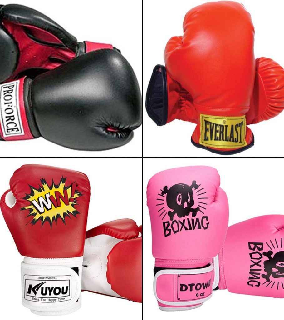 Everlast 6oz Junior Training Boxing Gloves Gym Black for Children Ages 6 and Up