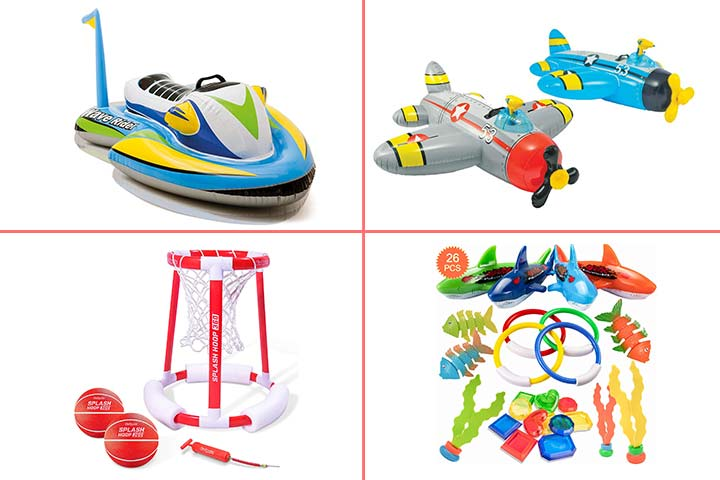 Best Pool Toys For Kids In 2019
