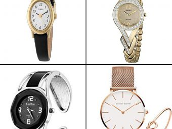 19 Best Women's Wrist Watches To Buy In 2020