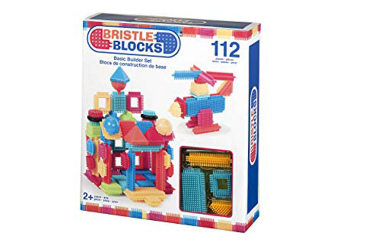 Bristle Blocks Creativity Building Toys