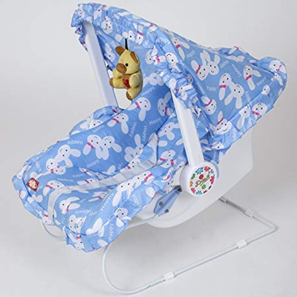 Dash Multipurpose 9 In 1 Baby Carry Cot With Mosquito Net