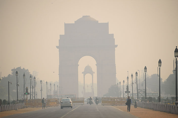 Delhi's Air Quality 'Very Poor' Here's How To Protect Your Child From Pollution