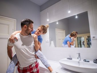 Does Toilet-Sharing Influence Your Marriage?
