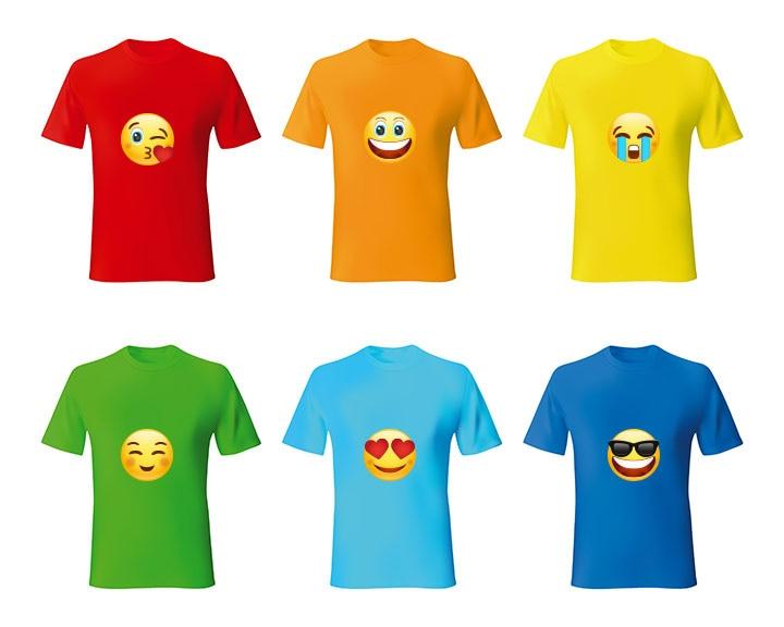 Emojis t-shirt
