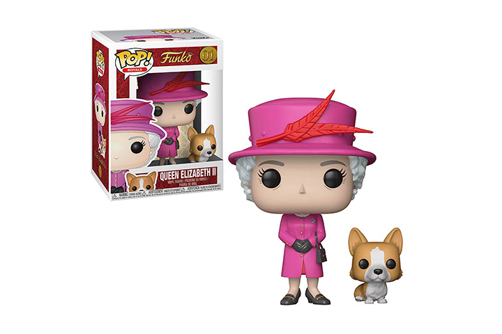 Funko POP! Royal Family - Queen Elizabeth II Collectible Figure