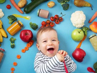 How To Help Baby Love Vegetables