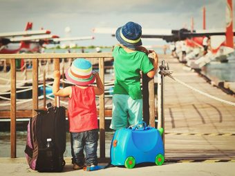 How To Keep Your Kids On A Sleep Schedule While Traveling