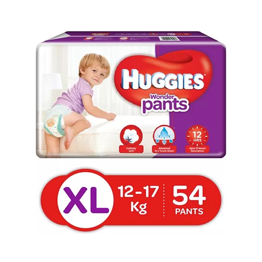 Huggies Wonder Pants Diapers-0