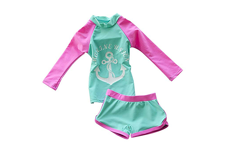 Jojobaby Kid Girl's Two-Piece Swimsuits