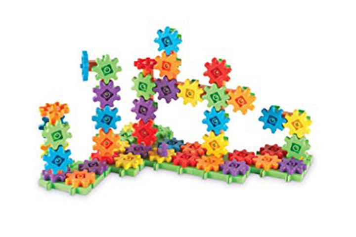Learning Resources Gears Deluxe Building Set