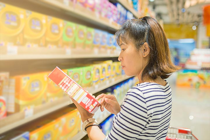 Make Sure To Read Packaged Food Labels