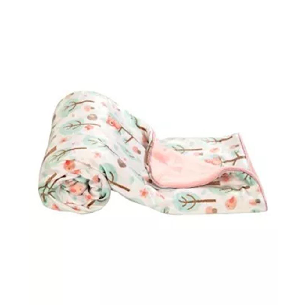 Mee Mee Multipurpose Soft Baby Blanket Tree Print
