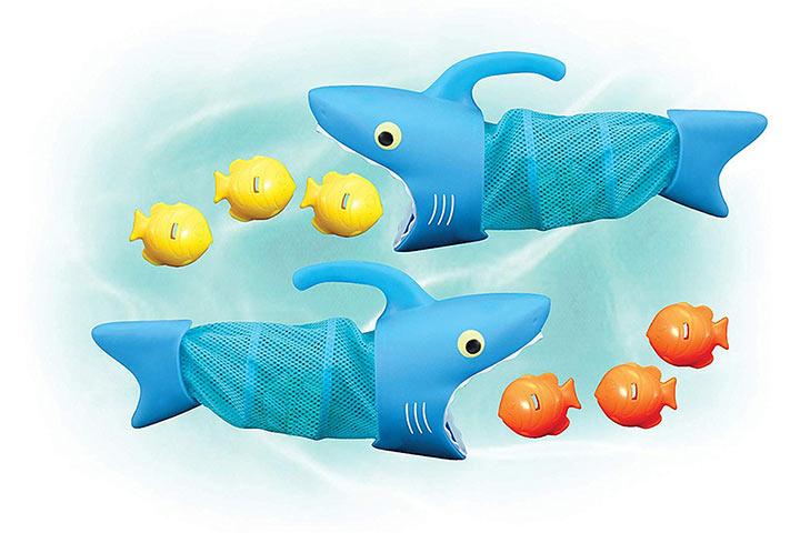 Melissa & Doug Sunny Patch Spark Shark Fish Hunt