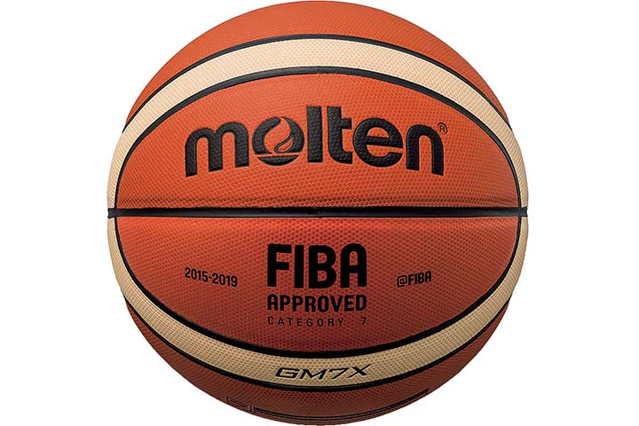 Molten X-Series IndoorOutdoor Basketball