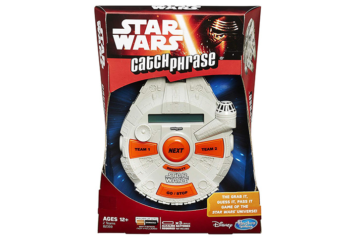 Star Wars Catch Phrase Game