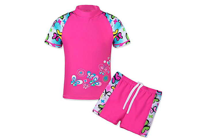 TFJH E Girls Swimsuit Two Piece