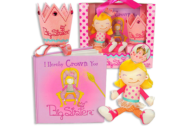 Tickle & Main Big Sister Gift Set