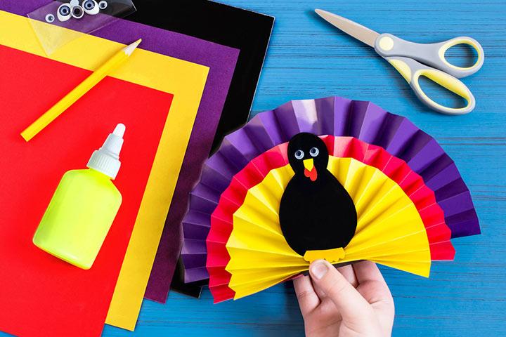 Turkey Pop-Up Cards