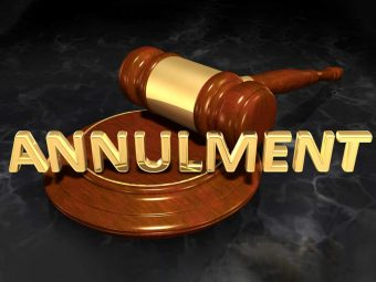 What Is Marriage Annulment And How Is It Different From Divorce?
