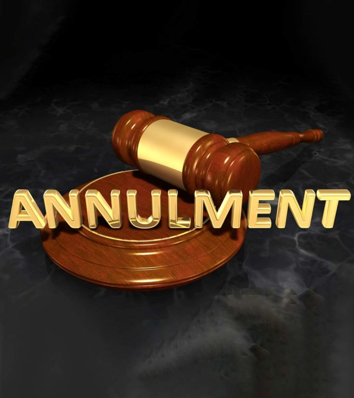 What Is Marriage Annulment And How Is It Different From Divorce