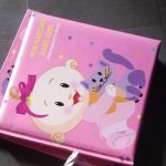 Archies Baby Scrap Photo Album Pink-Cute pink archies scrapbook-By nidsrids