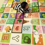 Alzip Alphabet Play Mat-Colorful and attractive play mat-By nidsrids