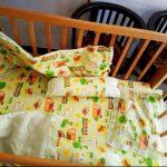 Babyhug Malmo Wooden Cot-Adjustable wooden cot-By nidsrids