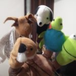 Kuhu Creations Animal Finger Puppets Pack-Cute puppets-By umadevi
