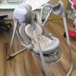 Chicco Polly Swing Up-Electronic swing-By nupur_gupta