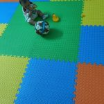 Funjoy Plain Color Puzzle Playmat-Puzzle play mat-By swapniln