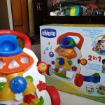 Chicco Shopper First Steps Walker-Multiple activity center-By nupur_gupta