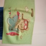 Babyhug Air Filled Natural Latex Rubber Play Mat Forever Friends Print-perfect for oiling and bath-By prathibha_ajeesh