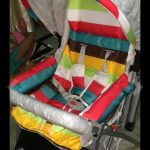 R for Rabbit Chocolate Ride The Designer Pram-Comfortable lap for babies-By swapniln