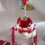 Mee Mee Anti-Fall Baby Walker Cum Rocker-Mee Mee Anti-Fall Baby Walker-By umadevi