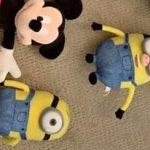 Minions Stuart Plush Soft Toy-soft toy-By umadevi